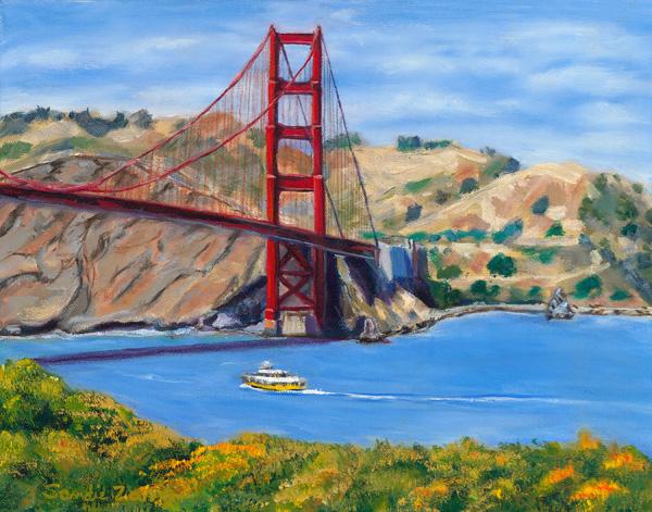Sandie Zang Art Sacramento Folsom Arts Association